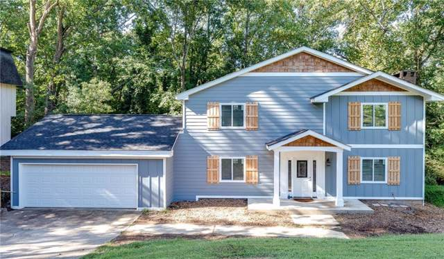 225 Tallwood Terrace, Roswell, GA 30076 (MLS #6607941) :: The Butler/Swayne Team
