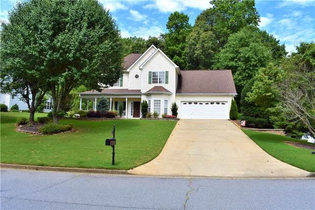 950 Parkside Walk, Cumming, GA 30040 (MLS #6607979) :: Charlie Ballard Real Estate