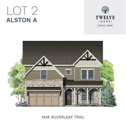 1436 Silverleaf Trail, Decatur, GA 30033 (MLS #6608057) :: North Atlanta Home Team