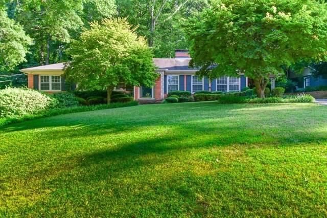 4060 Land O Lakes Drive NE, Atlanta, GA 30342 (MLS #6608071) :: Dillard and Company Realty Group