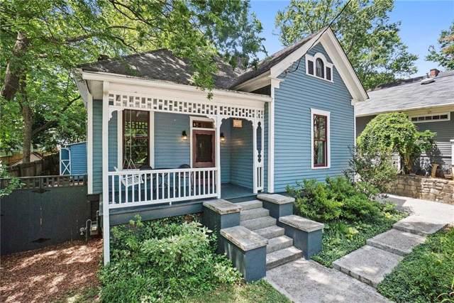 829 Ashland Avenue NE, Atlanta, GA 30307 (MLS #6608098) :: The Justin Landis Group