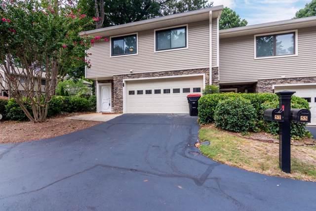 57 Basswood Circle, Sandy Springs, GA 30328 (MLS #6608153) :: North Atlanta Home Team