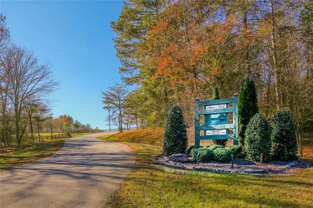 00 Mill Creek Trail, Cleveland, GA 30528 (MLS #6608158) :: Path & Post Real Estate