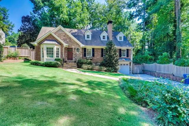 3603 Kingsboro Road NE, Atlanta, GA 30319 (MLS #6608189) :: RE/MAX Paramount Properties