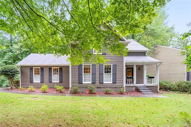 867 Saybrook Circle NW, Lilburn, GA 30047 (MLS #6608226) :: The Cowan Connection Team