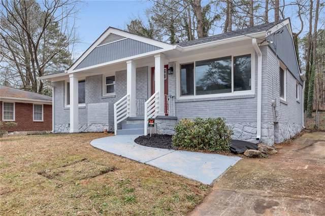 2486 Ivydale Drive SW, Atlanta, GA 30311 (MLS #6608262) :: North Atlanta Home Team