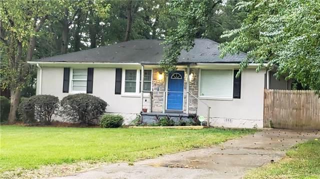 1743 Thomas Terrace, Decatur, GA 30032 (MLS #6608284) :: North Atlanta Home Team
