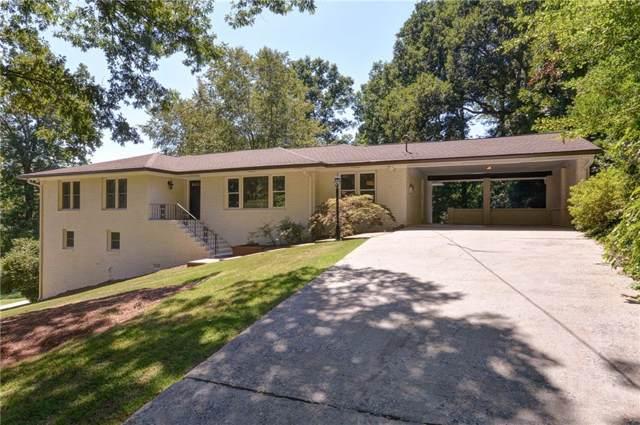445 Montevallo Drive, Atlanta, GA 30342 (MLS #6608300) :: RE/MAX Prestige
