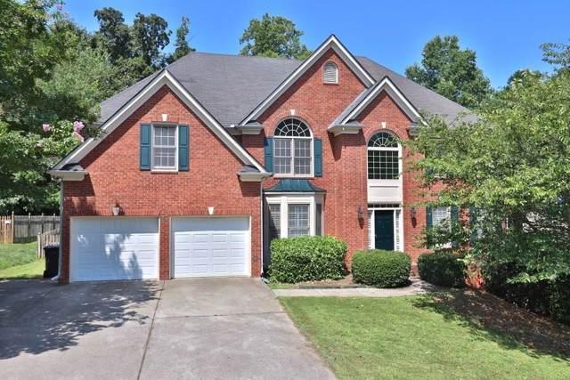 5527 Hedge Brooke Drive NW, Acworth, GA 30101 (MLS #6608301) :: North Atlanta Home Team