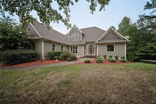 1925 Cokers Chapel Road, Ball Ground, GA 30107 (MLS #6608457) :: North Atlanta Home Team