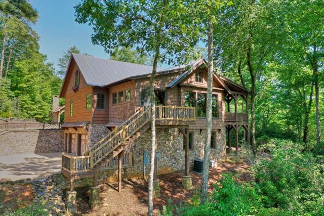 500 Chief Whitetails Road, Ellijay, GA 30540 (MLS #6608465) :: The Cowan Connection Team