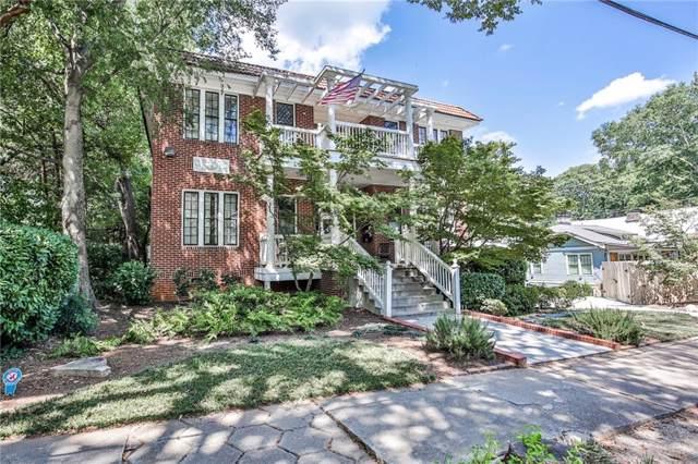 826 Dixie Avenue NE #6, Atlanta, GA 30307 (MLS #6608477) :: Dillard and Company Realty Group