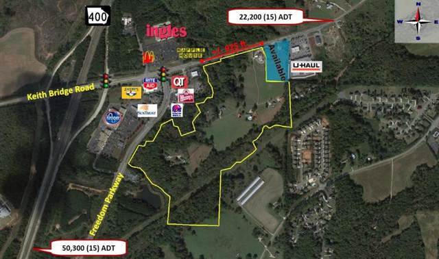3010 Keith Bridge Road, Cumming, GA 30041 (MLS #6608509) :: The Zac Team @ RE/MAX Metro Atlanta