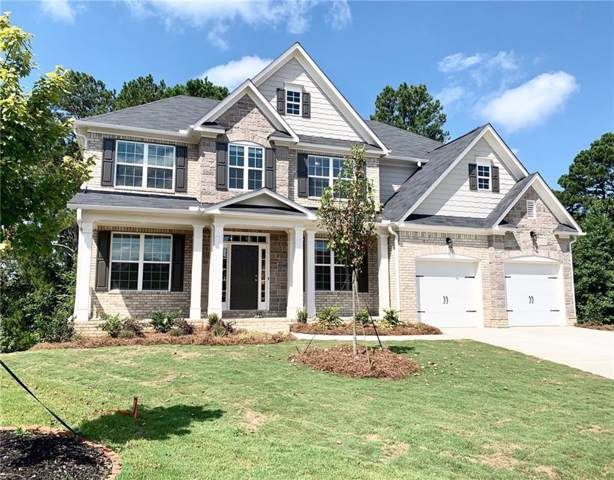 121 Crest Brook Drive, Holly Springs, GA 30115 (MLS #6608589) :: The Realty Queen Team