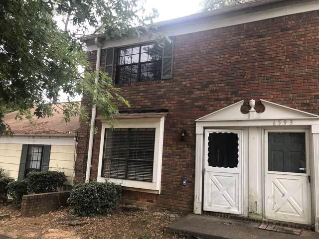 6595 Sleepy Hollow Lane, Morrow, GA 30260 (MLS #6608598) :: North Atlanta Home Team