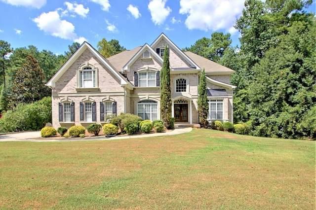 190 Oak Manor, Fayetteville, GA 30214 (MLS #6608622) :: North Atlanta Home Team