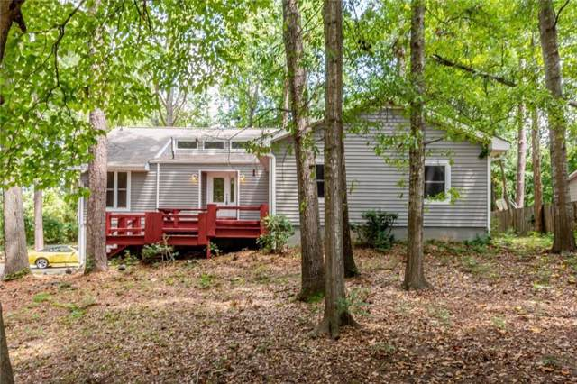 1105 Bethsaida Road, Riverdale, GA 30296 (MLS #6608633) :: The Heyl Group at Keller Williams
