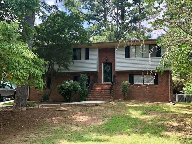 711 Fieldstone Drive, Jonesboro, GA 30238 (MLS #6608782) :: The Heyl Group at Keller Williams