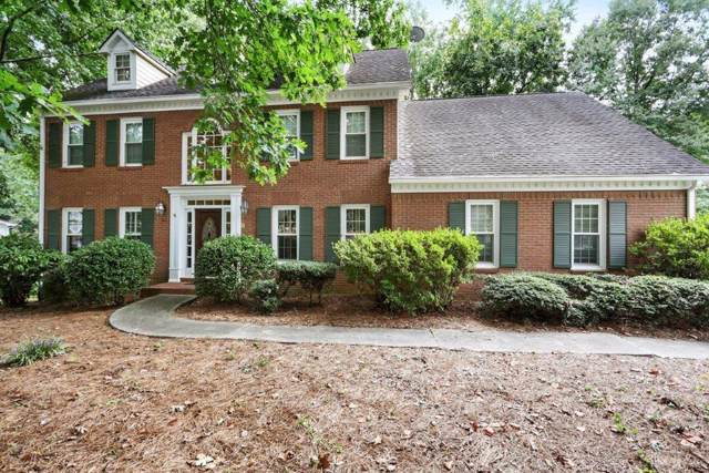 1801 Urquart Court, Marietta, GA 30068 (MLS #6608835) :: KELLY+CO