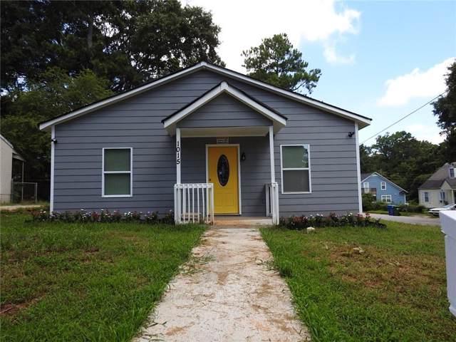 1015 Regent Street SW, Atlanta, GA 30310 (MLS #6608838) :: Kennesaw Life Real Estate