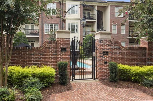 825 Highland Lane #1315, Atlanta, GA 30306 (MLS #6608859) :: North Atlanta Home Team