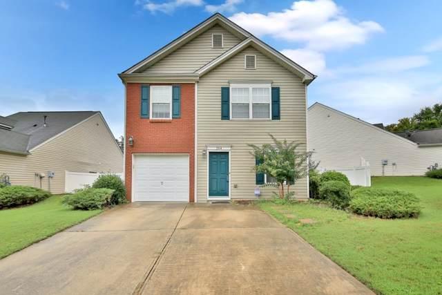 264 Silver Ridge Drive, Dallas, GA 30157 (MLS #6608930) :: The North Georgia Group
