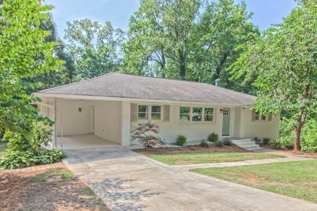 2012 Mercer Road, Smyrna, GA 30080 (MLS #6608940) :: North Atlanta Home Team