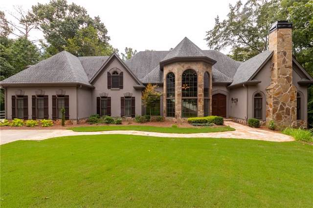 2135 River Cliff Drive, Roswell, GA 30076 (MLS #6608966) :: North Atlanta Home Team