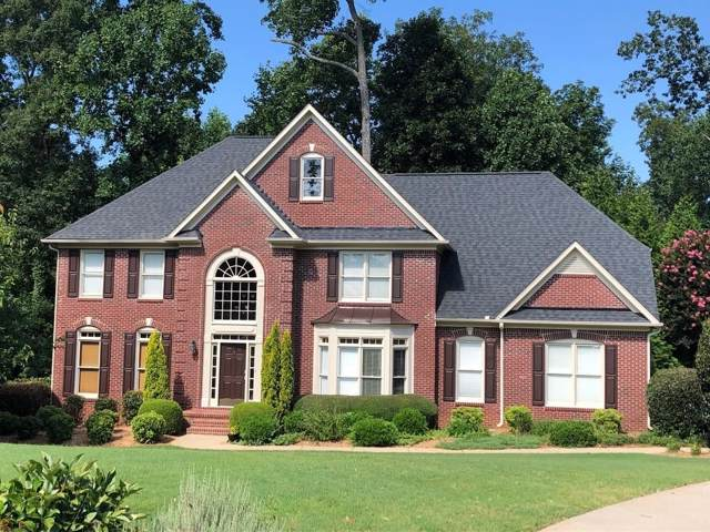 4045 Hamby Oaks Drive, Alpharetta, GA 30004 (MLS #6608987) :: North Atlanta Home Team