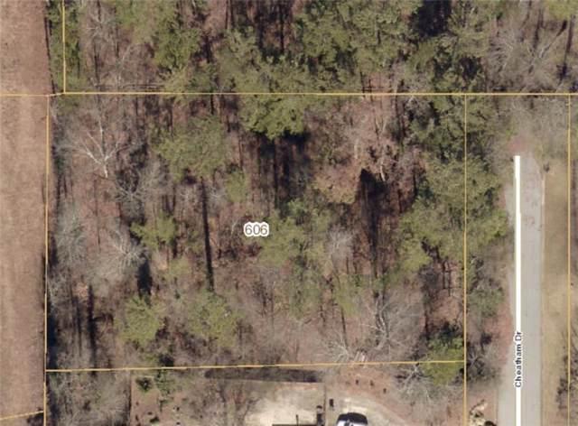 606 Cheatham Drive SW, Marietta, GA 30064 (MLS #6609000) :: North Atlanta Home Team