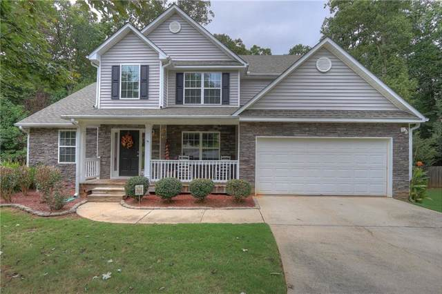 3181 Oak Ridge Lane, Loganville, GA 30052 (MLS #6609030) :: North Atlanta Home Team
