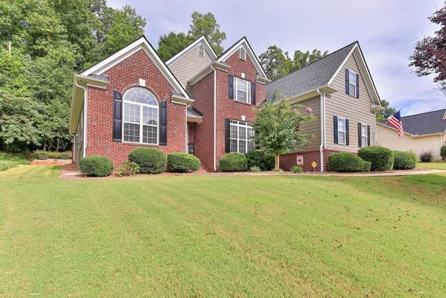 161 Sedgefield Overlook, Dallas, GA 30157 (MLS #6609044) :: North Atlanta Home Team