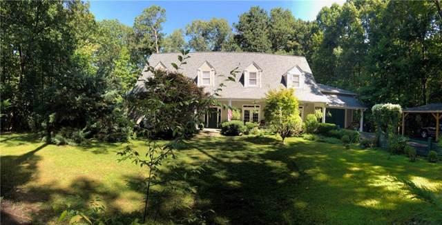 921 Henry Scott Road, Ball Ground, GA 30107 (MLS #6609083) :: Path & Post Real Estate