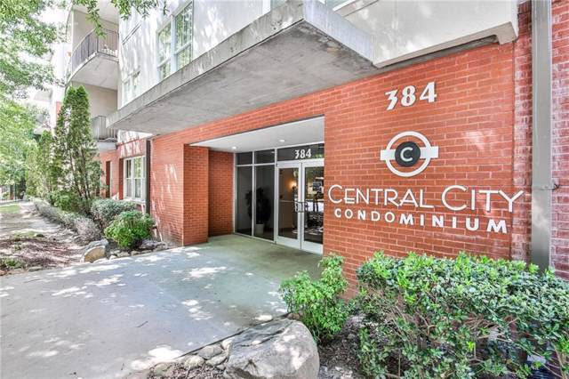 384 Ralph Mcgill Boulevard NE #414, Atlanta, GA 30312 (MLS #6609099) :: North Atlanta Home Team