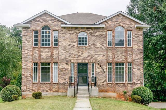 4370 Horseshoe Court, Decatur, GA 30034 (MLS #6609101) :: North Atlanta Home Team