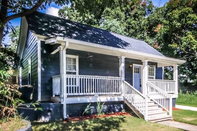 815 Coleman Street SW, Atlanta, GA 30310 (MLS #6609193) :: Kennesaw Life Real Estate