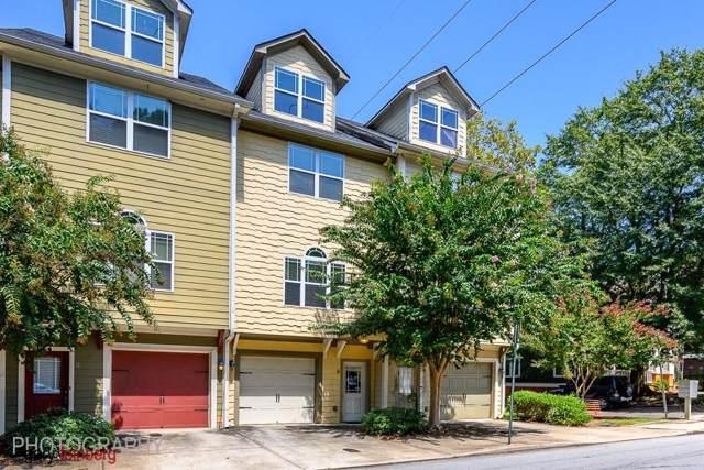 1332 NE La France Street NE #4, Atlanta, GA 30307 (MLS #6609205) :: North Atlanta Home Team