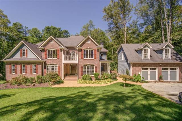 215 Down Under Drive, Jasper, GA 30143 (MLS #6609213) :: The North Georgia Group