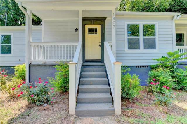 1407 Byrere Terrace SW, Atlanta, GA 30310 (MLS #6609254) :: North Atlanta Home Team