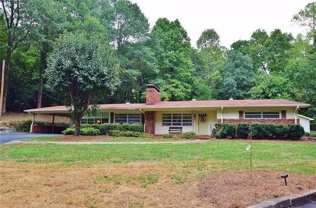 643 Dixon Drive, Gainesville, GA 30501 (MLS #6609367) :: The Heyl Group at Keller Williams