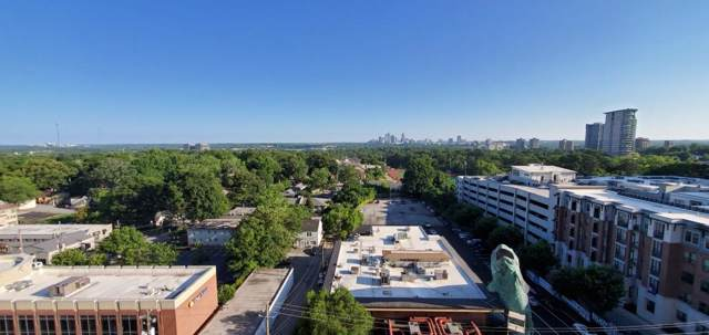 250 Pharr Road NE #1013, Atlanta, GA 30305 (MLS #6609415) :: The Zac Team @ RE/MAX Metro Atlanta