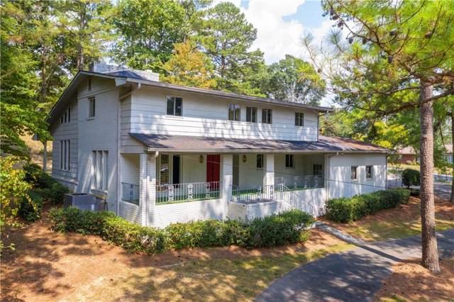 205 Woodland Drive, Calhoun, GA 30701 (MLS #6609482) :: North Atlanta Home Team