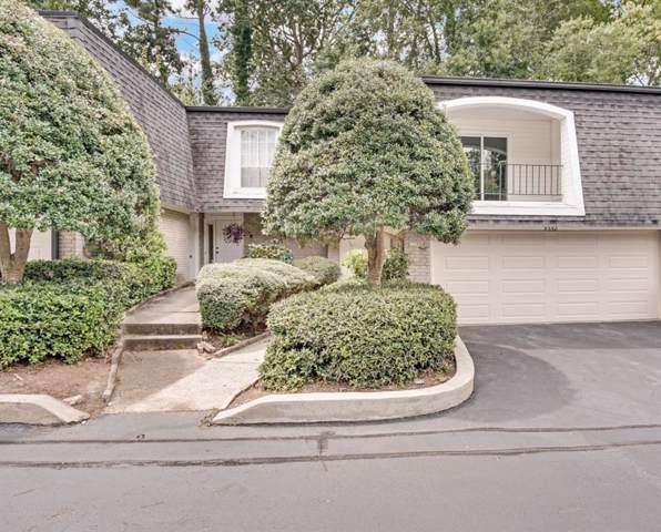 5250 Chemin De Vie, Sandy Springs, GA 30342 (MLS #6609487) :: North Atlanta Home Team