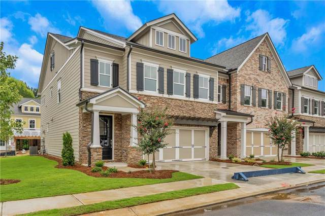 201 Bellehaven Place #41, Woodstock, GA 30188 (MLS #6609655) :: Path & Post Real Estate