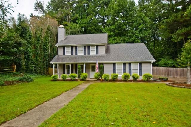 1189 W Mill Drive, Kennesaw, GA 30152 (MLS #6609690) :: Kennesaw Life Real Estate