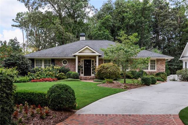 2672 Ashford Road NE, Brookhaven, GA 30319 (MLS #6609807) :: Kennesaw Life Real Estate