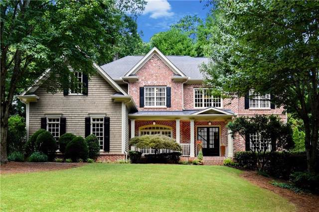 301 Forest Valley Court, Sandy Springs, GA 30342 (MLS #6609866) :: North Atlanta Home Team