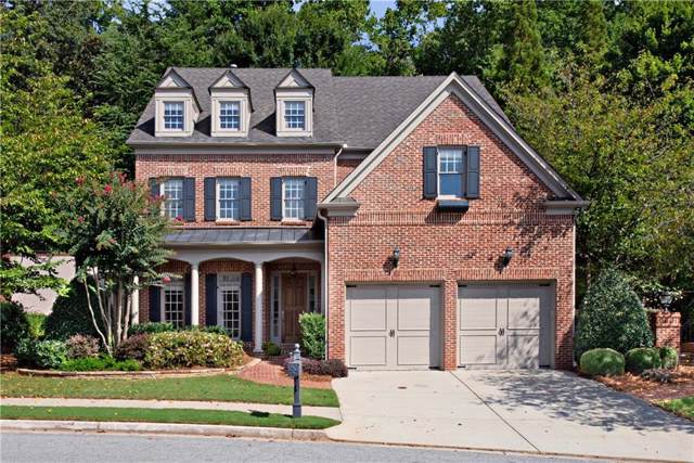 1008 Bluffhaven Way NE, Brookhaven, GA 30319 (MLS #6609877) :: North Atlanta Home Team