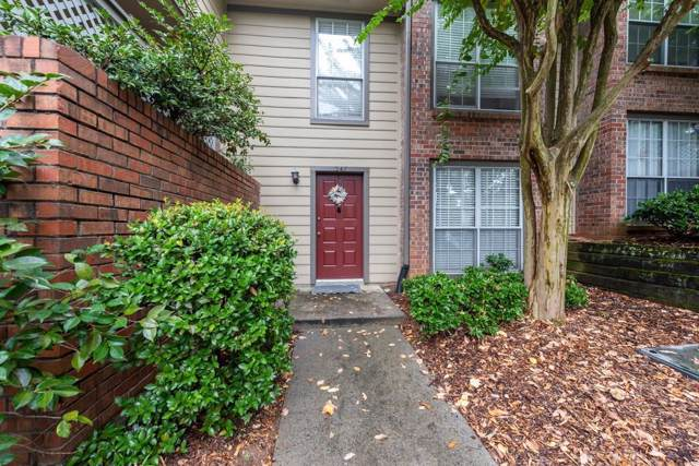 1248 Weatherstone Drive NE, Atlanta, GA 30324 (MLS #6609893) :: North Atlanta Home Team