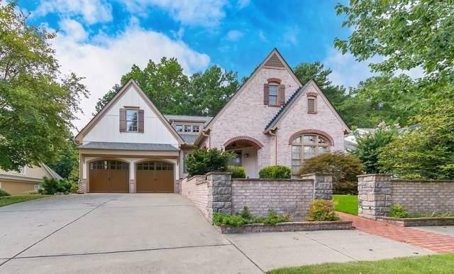 861 Village Greene NW, Marietta, GA 30064 (MLS #6610130) :: North Atlanta Home Team